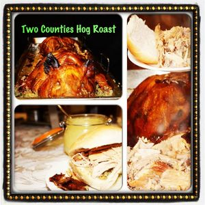 Two Counties Hog Roast Ltd Wedding Catering