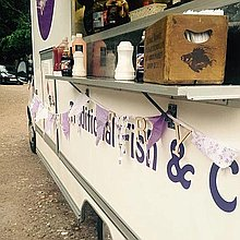Flo's Fryer Fish and Chip Van