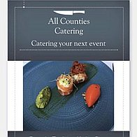 All Counties Catering Wedding Catering