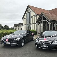 Platinum VIP Chauffeurs Wedding car
