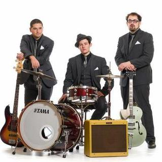 Gentlemen Groove Pop Party Band