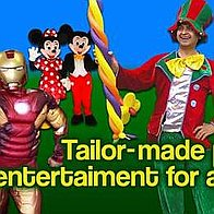 Party Entertainers Circus Entertainment