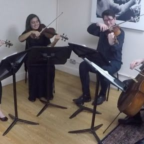 Indigo String Quartet - Ensemble , London,  String Quartet, London