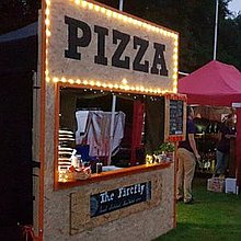 The Firefly Pizza Van