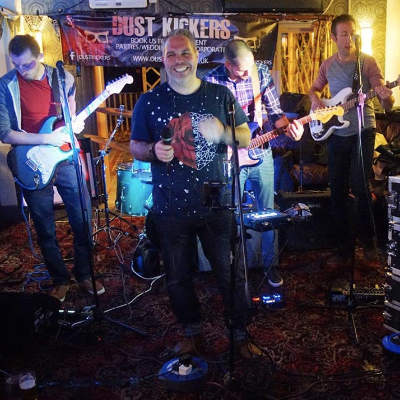 Dust Kickers Function & Wedding Music Band