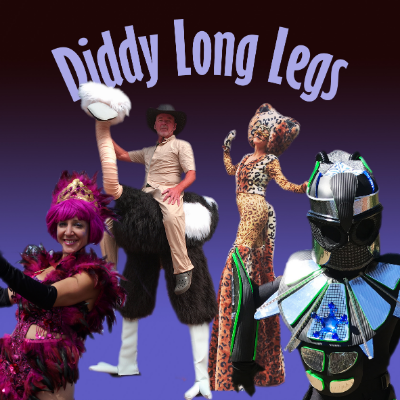 Diddy Long Legs Circus Entertainment