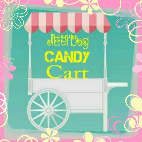 Michelle Frake - Jitterbug Candy Cart Sweets and Candies Cart
