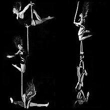 Circus Arts Scotland Contortionist