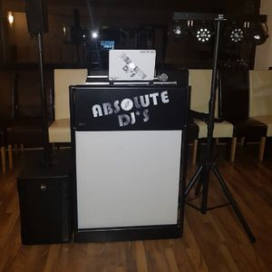 Absolute DJs Ltd Table Magician