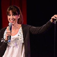 Sally-Anne Hayward Comedian