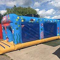 Bounce-On Bouncy Castle