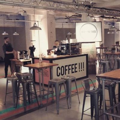 COFFEE SPACE LTD Coffee Bar