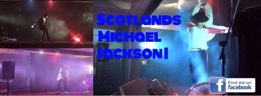 Jordan Conway - Scotland's Michael Jackson Tribute - Tribute Band Singer Dance Act Impersonator or Look-a-like  - Fife - Fife photo