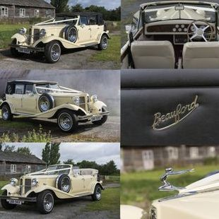 Premier Novelty Vehicles Vintage & Classic Wedding Car