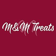 M&M Treats Sweets and Candies Cart