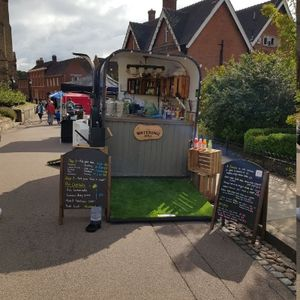 The Watering Hole Mobile Bars Shropshire Mobile Bar