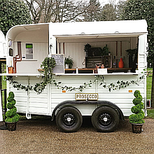 The Globe Trotter Mobile Bar