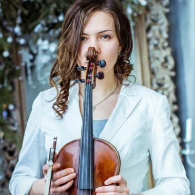 Rimma A Violinist