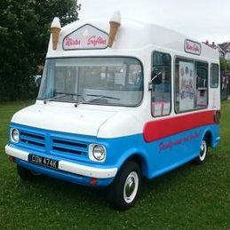 Carnival Ice Cream Supplies Mobile Caterer