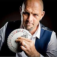 Damion Bentley Mind Reader & Mystic Entertainer Magician