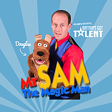 Mr Sam Children's Magician