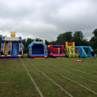 Sudbury and Cornard Bouncy Castles and Soft Play Hire Games and Activities