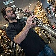 Jean-christophe Ballarini Saxophonist
