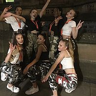 The Dance Academy. Dance Act