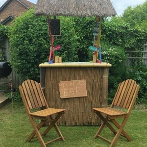 Leaky Tiki Beach Bar Mobile Bar