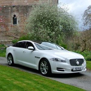 Dumfries Limo Company Chauffeur Driven Car