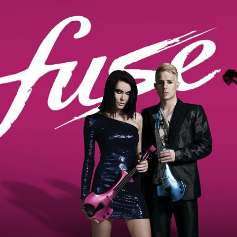 FUSE Electric Violinist Group Classical Duo