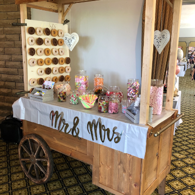 You've Got A Party In Me Sweets and Candy Cart