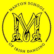 Manton School of Irish Dancing Irish Dancer