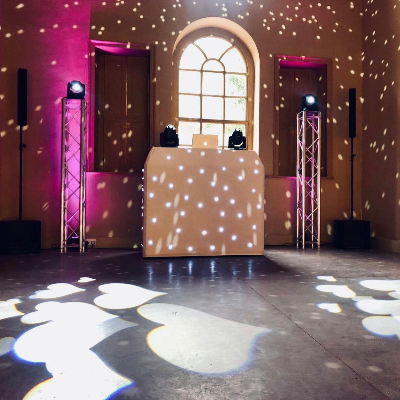 PA Entertainments Wedding DJ