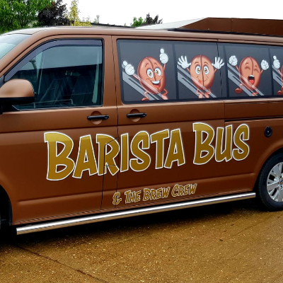 Barista Bus Catering