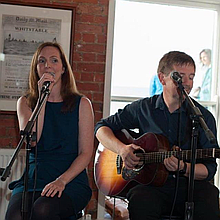 Indigo Acoustic Duo Live Music Duo