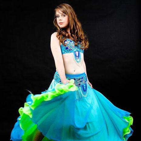 Selina Bellydancer Dance Act