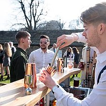 The Swordmaker Mobile Bar