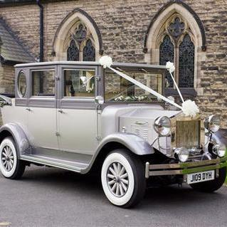 Wedding Cars Kent Vintage & Classic Wedding Car