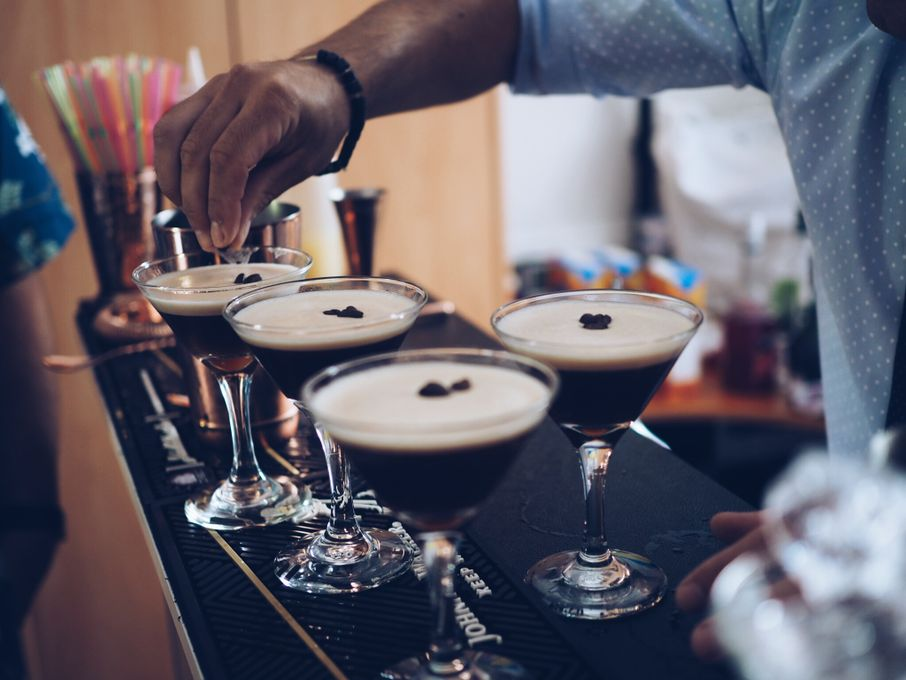 Hire a Private Bartender - Catering Event Staff  - Ascot - Berkshire photo