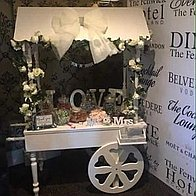 The Candy Cart Company Sweets and Candies Cart