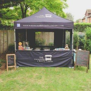 The Warwickshire Crepe Company Wedding Catering