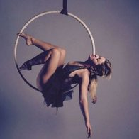 Aerial Hoop Circus Entertainment