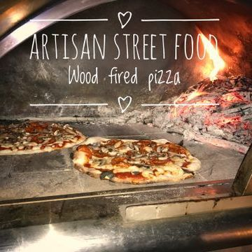 Artisan Street Food Wood Fired Pizza Mobile Caterer