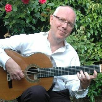 Steve Franks - Guitarist Jazz Band