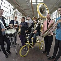 King Brasstards Swing Band
