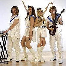 Abba Illusion ABBA Tribute Band