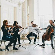 The Dmitri Quartet String Quartet