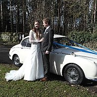 Matthew Moore Vintage & Classic Wedding Car