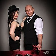 Lee Joseph Mystery Entertainer Table Magician